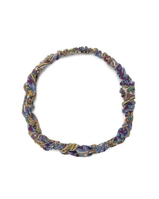 Etro | Женская Многоцветная Повязка На Голову Sf-03886