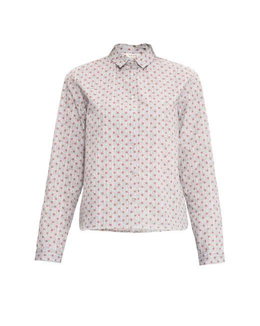 Penn | Женская Серая Блуза 1002