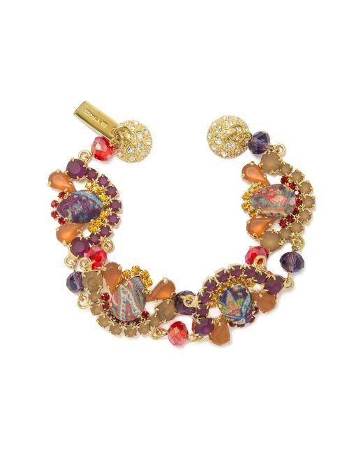 Etro | Женский Многоцветный Браслет Sf-59073