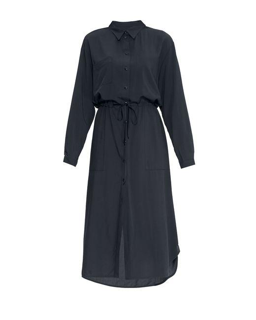 Cyrille Gassiline | Женское Синее Платье 161423
