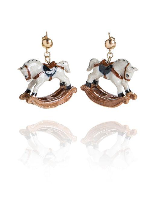 Nach Jewellery | Женские Многоцветные Серьги 131030