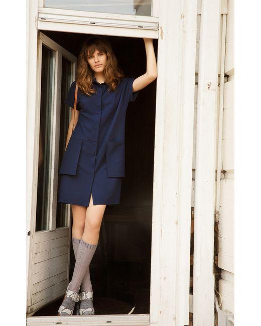 Trends Brands Base | Женское Платье Синее