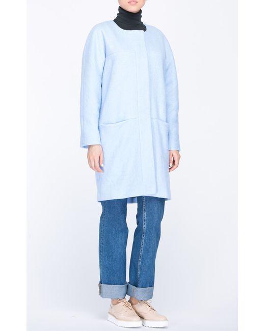 Tutto Bene | Женское Пальто Голубое