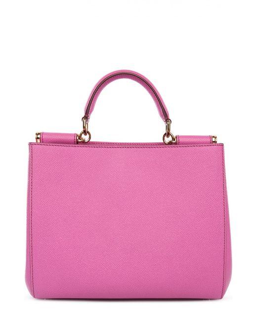 Dolce & Gabbana | Женская Розовая Сумка