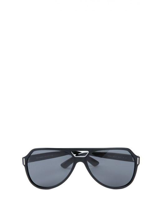 Dolce & Gabbana | Мужские Чёрные Очки С Футляром