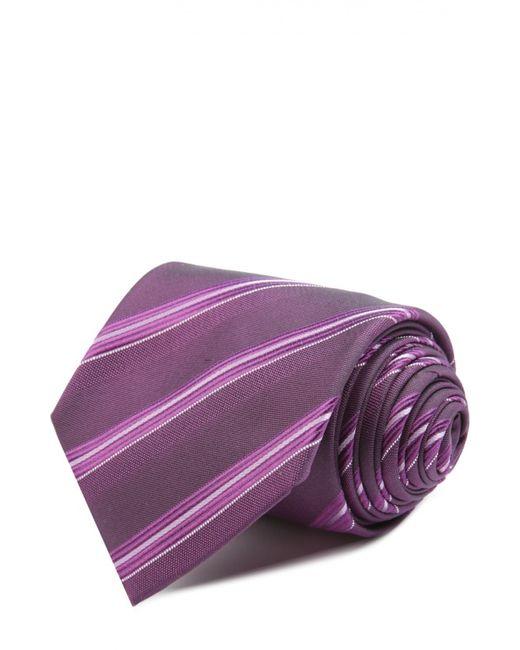 BOSS | Мужской Фиолетовый Галстук