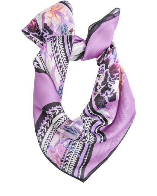 Roberto Cavalli | Женский Фиолетовый Платок