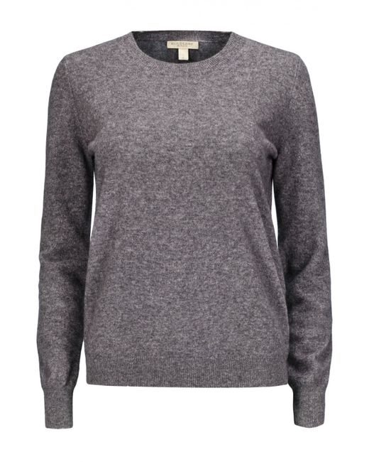 Burberry Brit | Женский Серый Пуловер