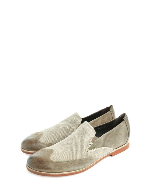 Regard | Мужские Бежевые Туфли