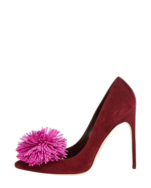 Brian Atwood   Женские Красные Туфли