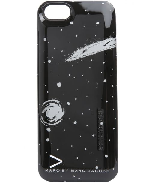 Marc by Marc Jacobs | Чёрный Чехол Cosmic Rae Для Iphone Se/5s/5 С