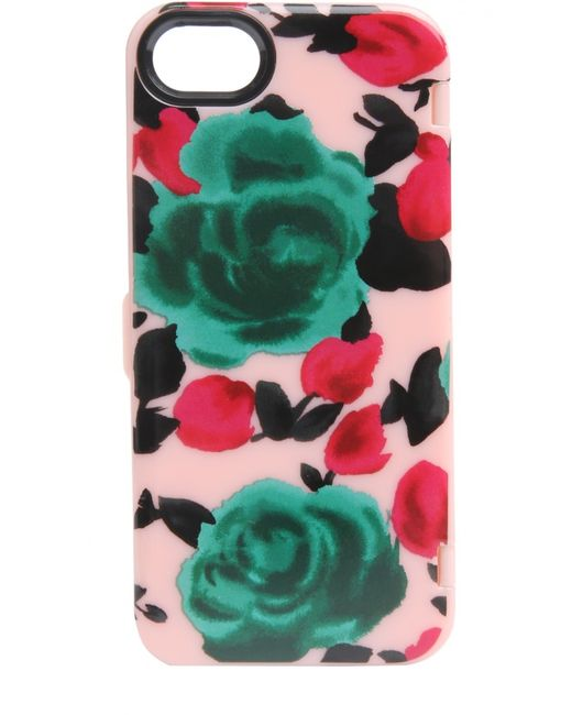 Marc by Marc Jacobs   Розовый Чехол Для Iphone Se/5s/5 Glossy Jerrie Rose