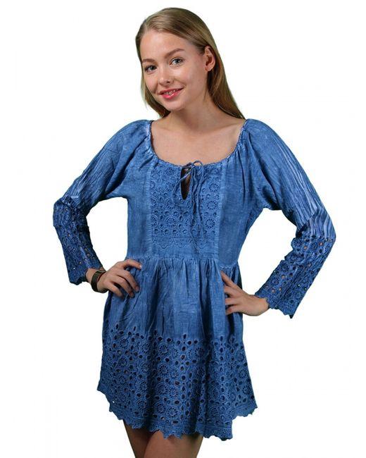 Venera | Женская Синяя Туника 1504848-25