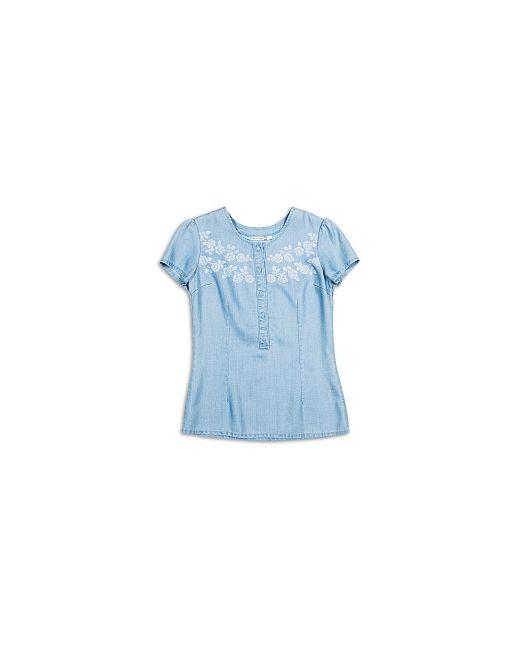 Westland | Женская Светло-Серовато-Лазурная Блузка Женская Ss
