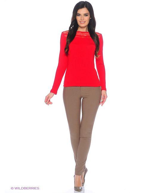 Фэст | Женский Красный Джемпер