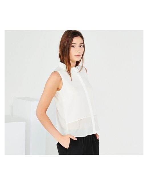 Reserved | Женская Кремовая Блузка