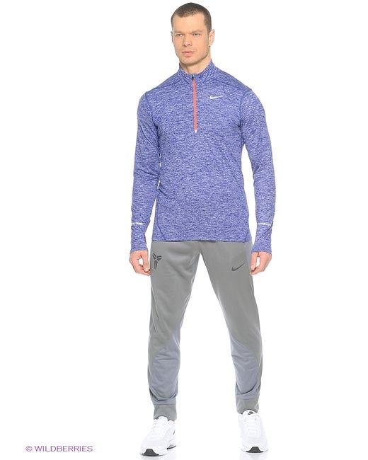 Nike | Мужской Синий Джемпер Dri-Fit Element Hz
