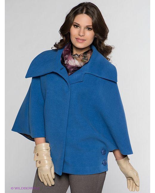 Klimini | Женское Синее Пальто