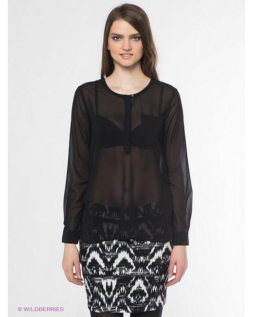 Vero Moda | Женские Чёрные Блузки