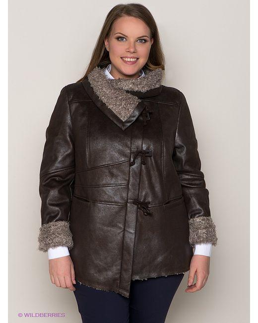 Modress | Женские Коричневые Куртки