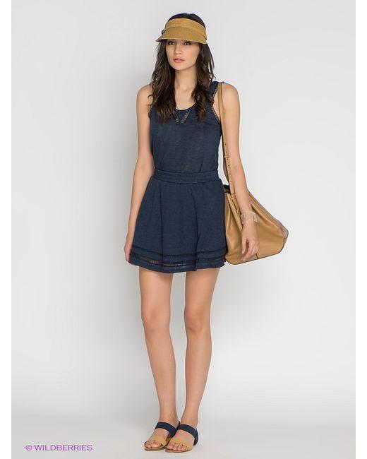 Vero Moda | Женские Синие Юбки