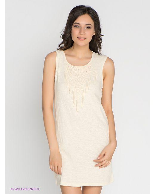 Vero Moda | Женские Молочные Платья