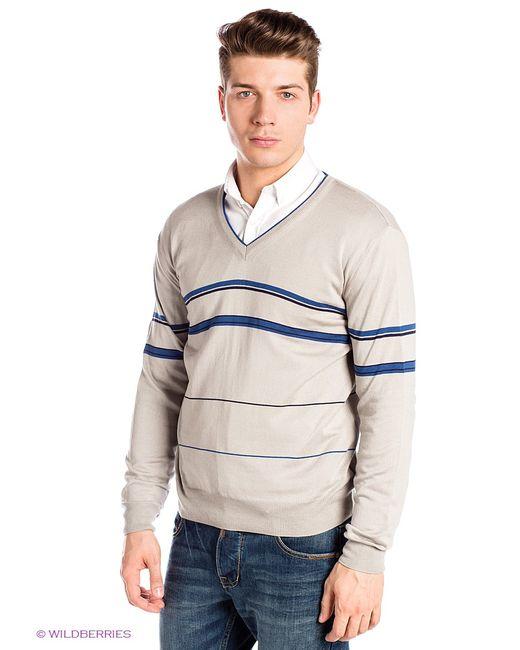 RETIEF | Мужские Серые Пуловеры