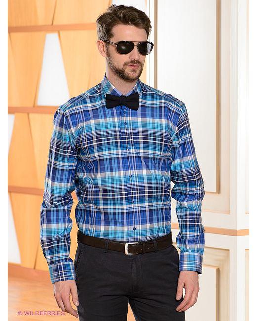 R2 Westbrook | Мужские Синие Рубашки