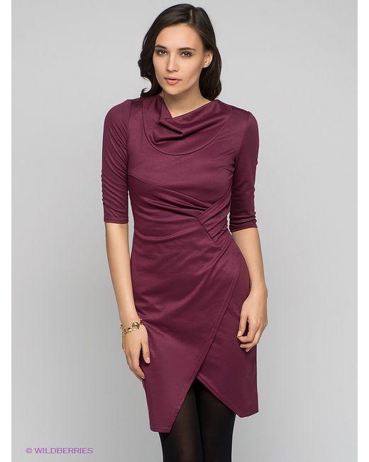 Lussotico | Женские Бордовые Платья