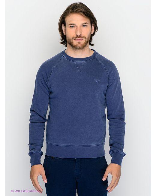Gant | Мужские Синие Джемперы