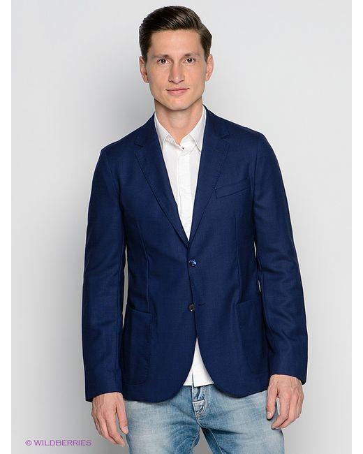 Gant | Мужские Синие Пиджаки