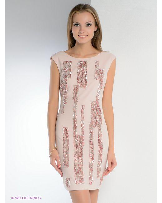 FRENCH HINT | Женские Розовые Платья