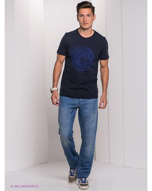 Bogner Jeans | Мужские Голубы Джинсы
