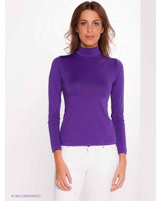 Mondigo | Женские Фиолетовые Водолазки