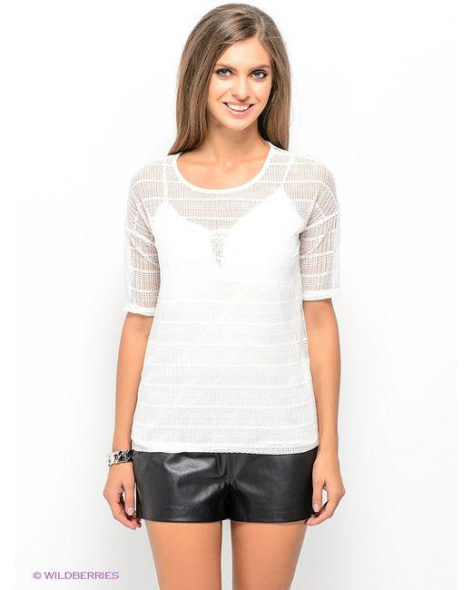 Vero Moda | Женская Белая Кофточка