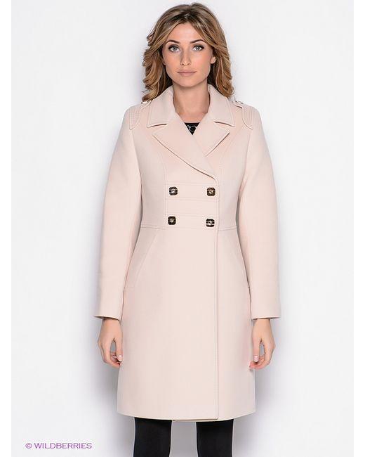 Malinardi | Женское Кремовое Пальто