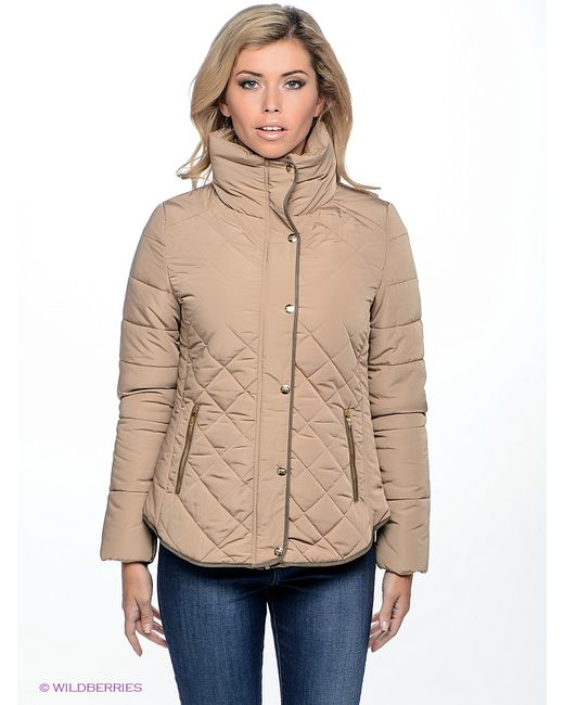 SOUTHERN COTTON | Женские Бежевые Куртки