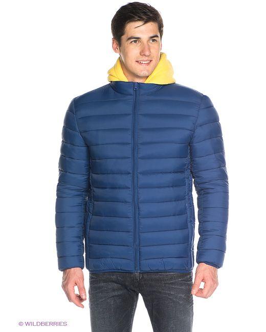 Fox | Мужские Синие Куртки