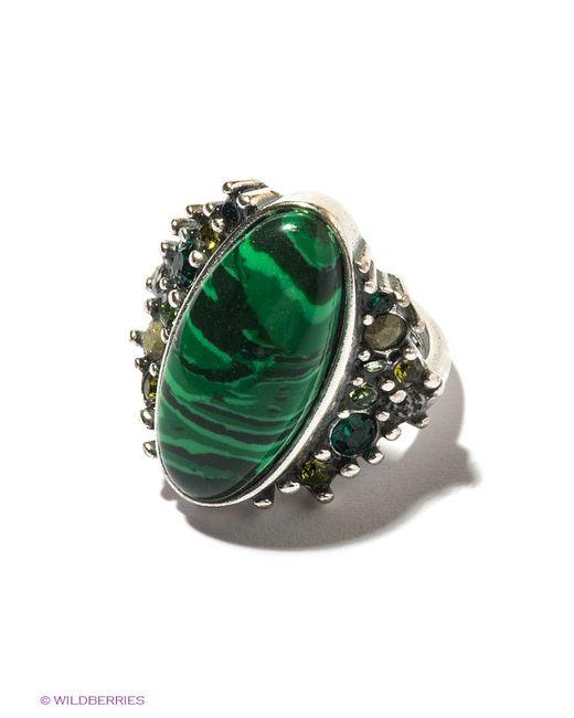 Jenavi | Женские Зелёные Кольца