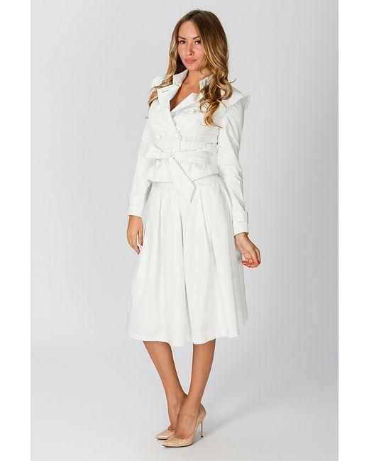 Odri   Женские Белые Куртки