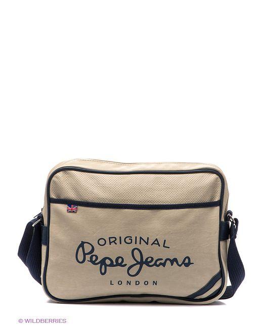 Pepe Jeans London   Мужские Бежевые Сумки
