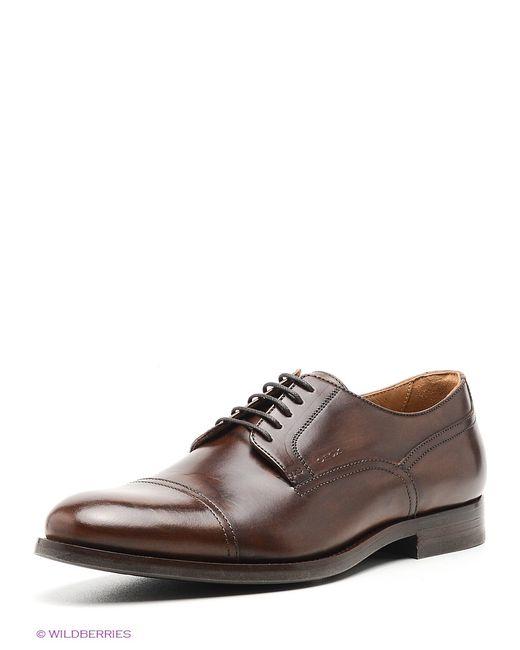 Geox | Мужские Коричневые Туфли