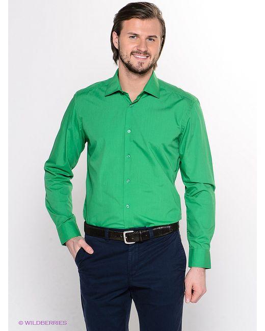 Favourite | Мужские Зелёные Рубашки