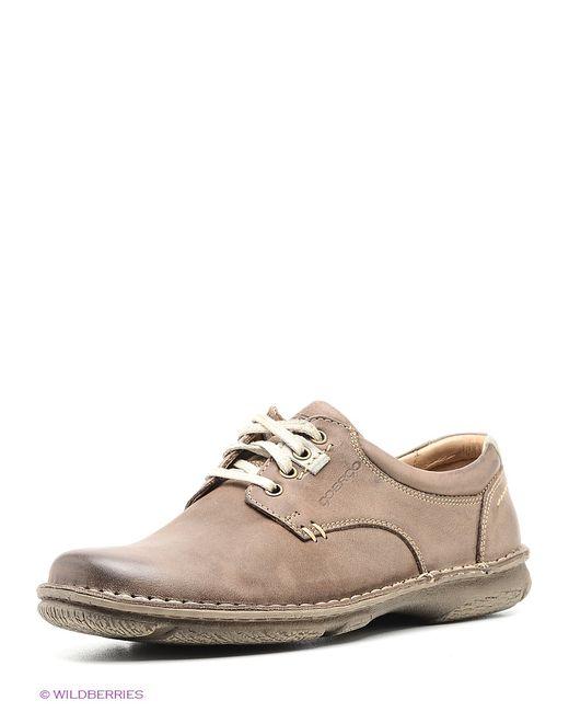Goergo | Мужские Бежевые Ботинки