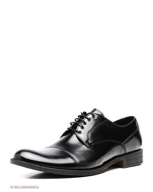Conhpol | Мужские Чёрные Туфли