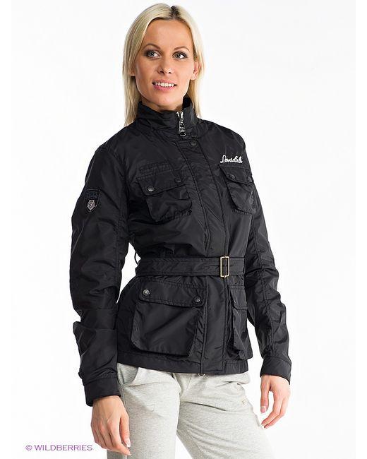 Lonsdale | Женские Чёрные Куртки