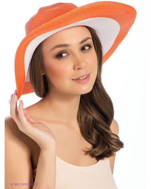 Sela   Женские Оранжевые Шляпы