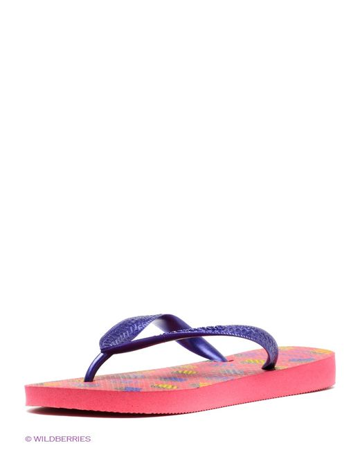 Havaianas | Женские Фуксии Шлепанцы