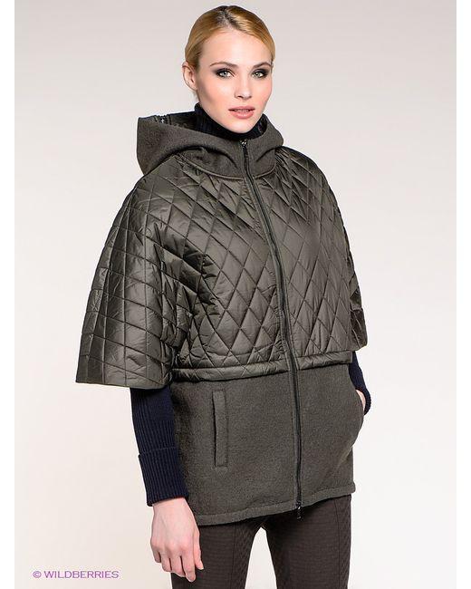 Stefanel | Женские Хаки Куртки