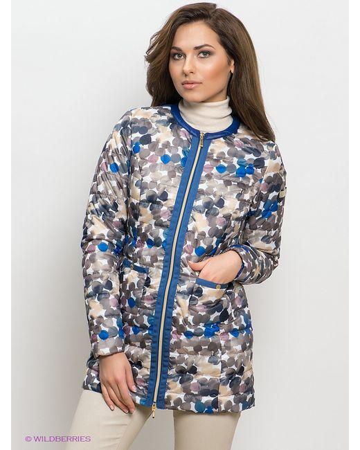 Geox | Женское Синее Пальто